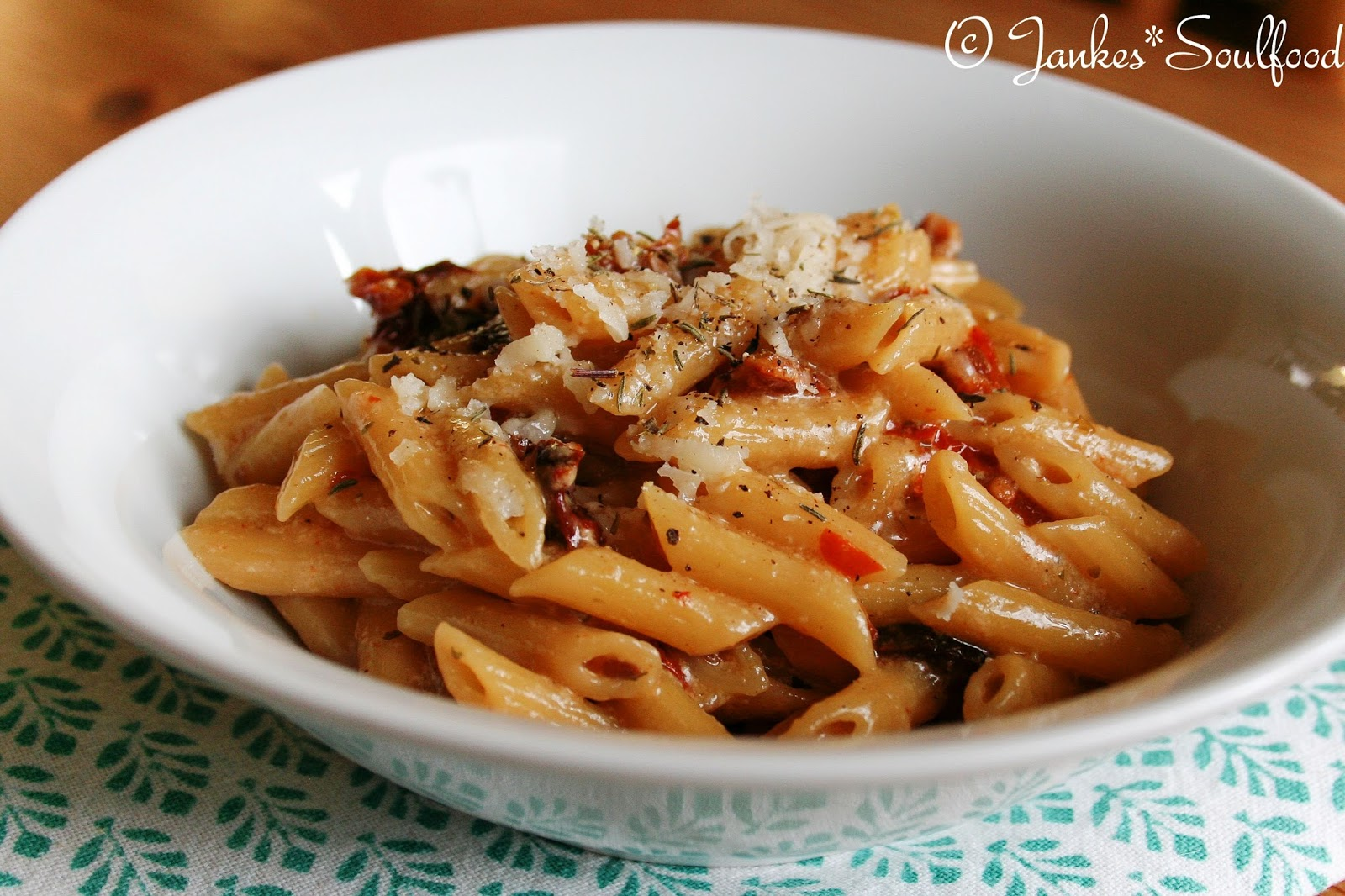 One Pot Pasta von Jankes Soulfood