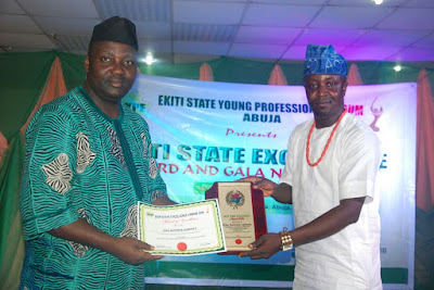 ekiti state excellence awards abuja