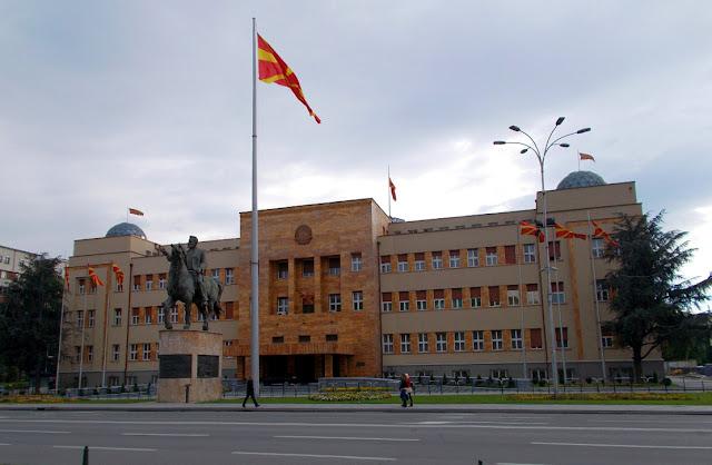 Τι παιχνίδι παίζεται στα Σκόπια; Ο ρόλος του Σόρος