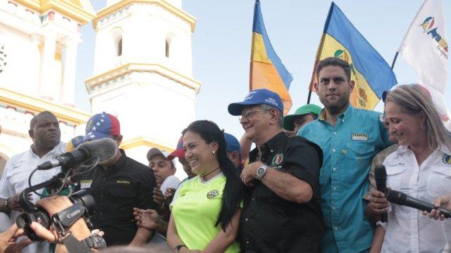 Ramos Allup: El candidato presidencial de la oposición lo escogerá Venezuela