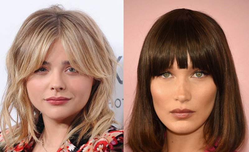 Best Bang Styles for Every Hair Type and Texture