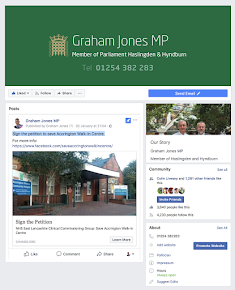 Facebook | Graham Jones MP