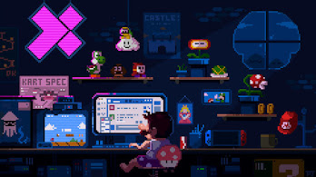 Mario, Pixel, Art, Digital Art, Nintendo, Computer, 4K, #4.2038