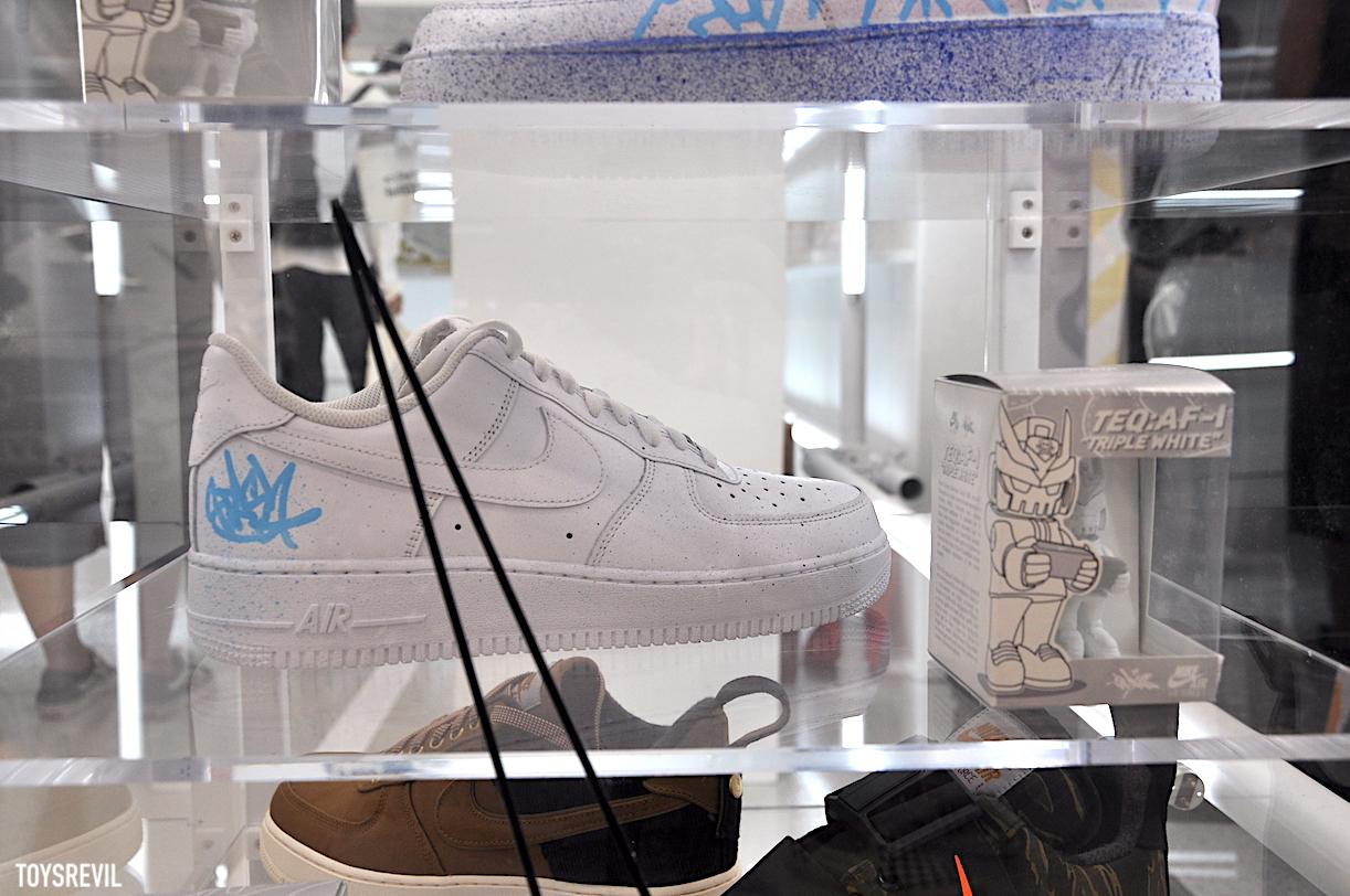 huge selection of d26fb cf111 NIKE AIR FORCE-1  Sneaker Customizing Workshop  Culture Cart