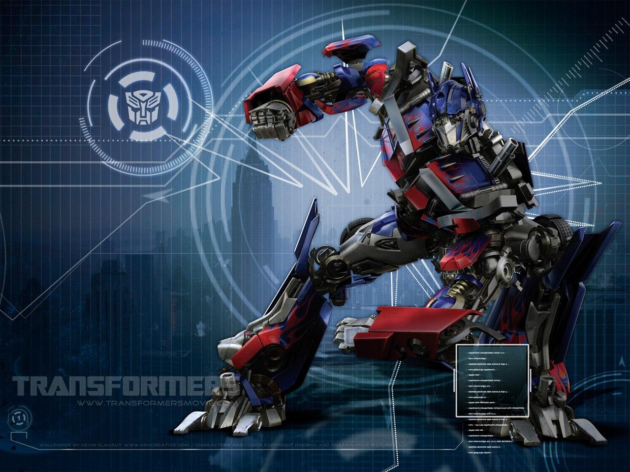 optimus prime transformers - photo #29