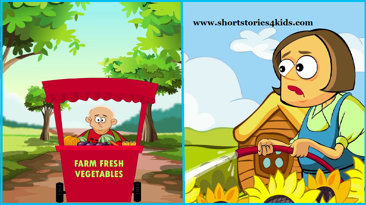 The Goose That Laid Golden eggs - Moral Stories For Kids