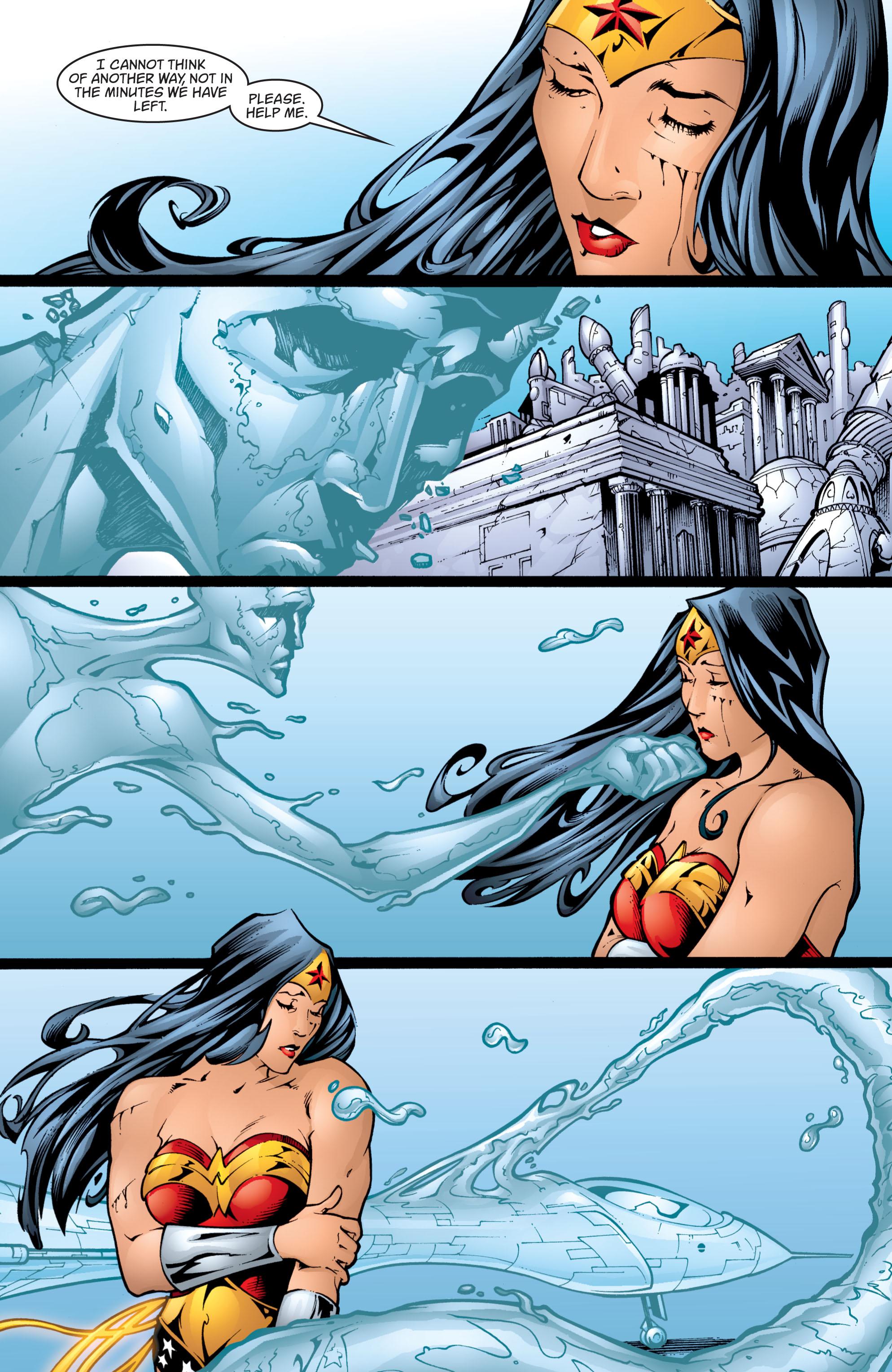 Read online Wonder Woman (1987) comic -  Issue #201 - 13