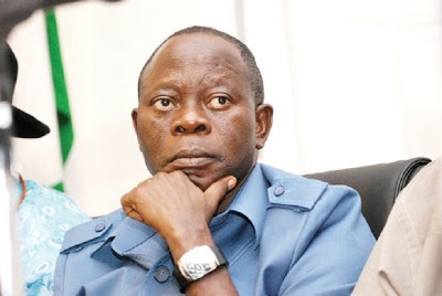 Nigeria cannot be intimidated by economic sabotage – Oshiomhole
