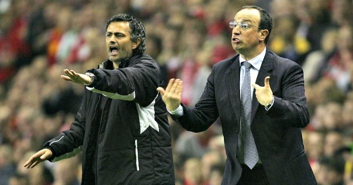 Liverpool di Antara Rafael Benitez atau Jose Mourinho