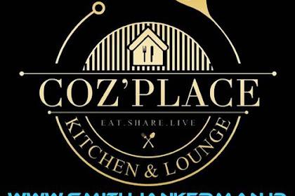 Lowongan COZ'PLACE Kitchen & Lounge Pekanbaru Maret 2018