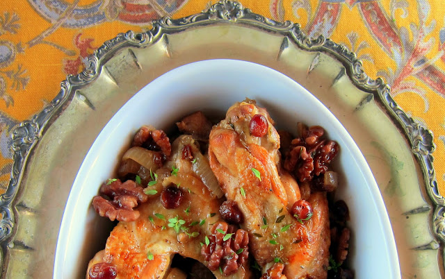 pressure cooked turkey wings