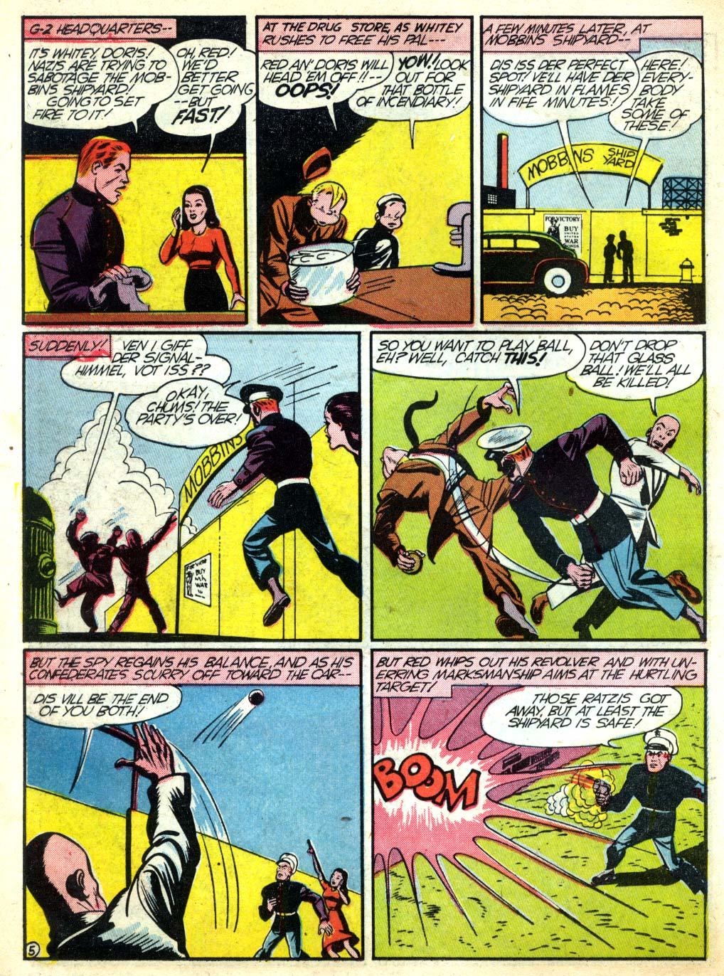 Read online All-American Comics (1939) comic -  Issue #54 - 44