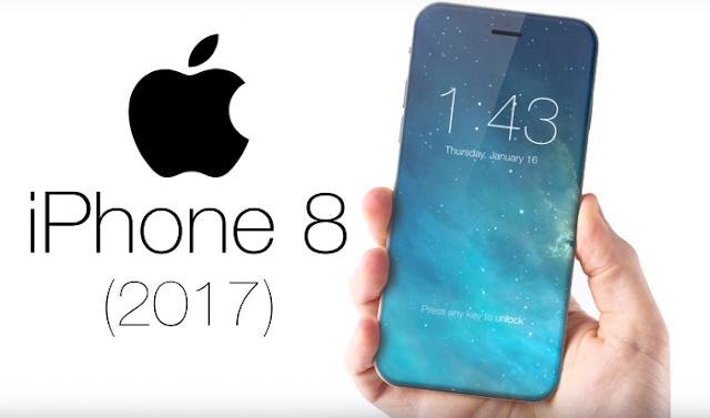 هاتف آيفون 8 ؟ معلومات صادمة و رهيبة عن iPhone 8