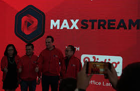 Kuota MAXstream Telkomsel