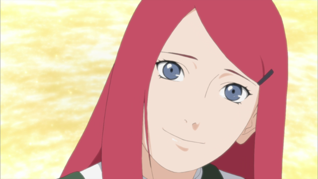 Naruto Karakter - Kumpulan Foto Kushina Uzumaki dan Fakta Kushina Uzumaki