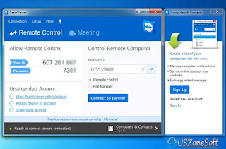 Popular-remote-control-software-TeamViewer-Free-Download-For-Windows,-Mac,-Linux,-Android