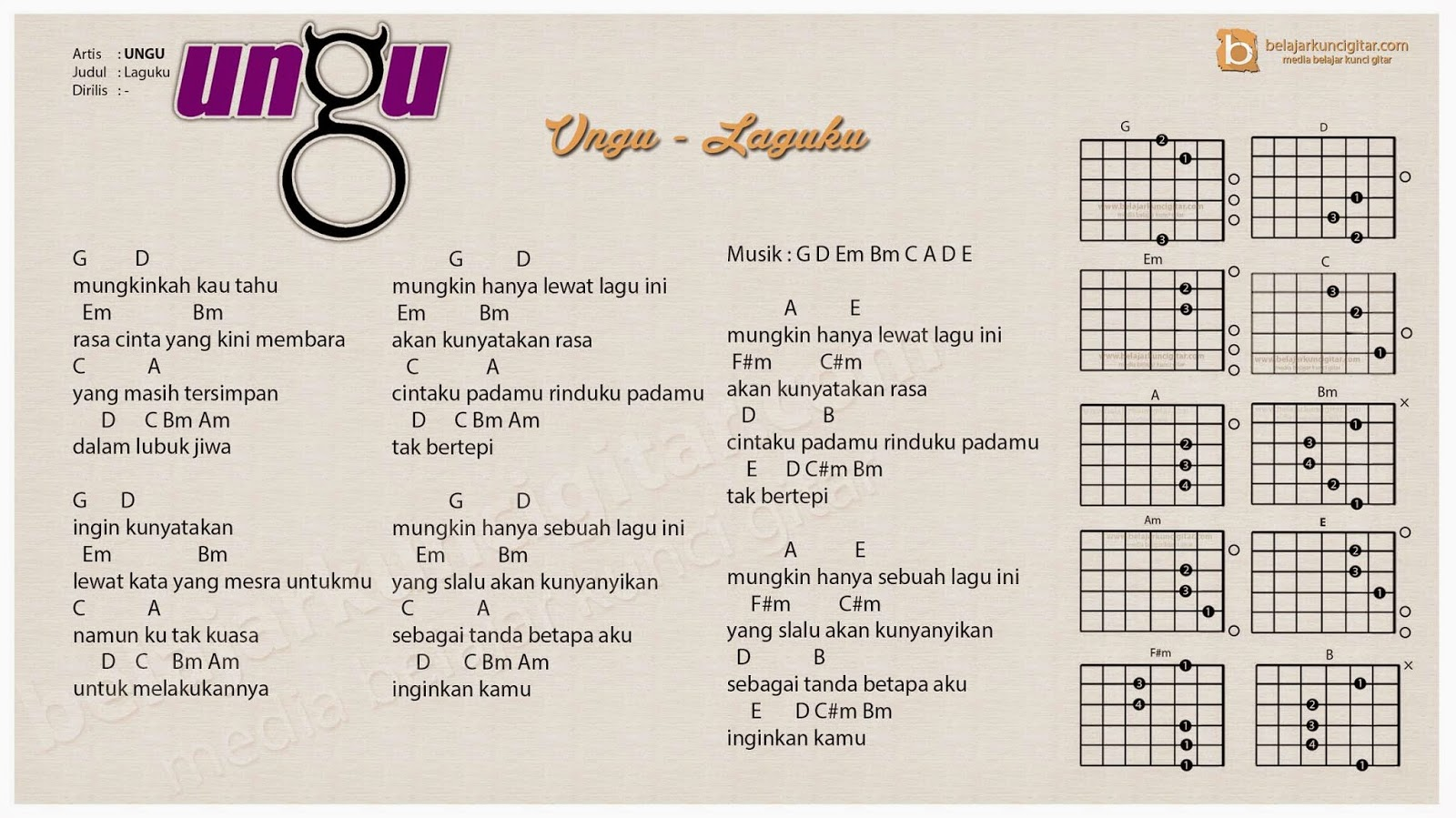 Free download lagu ungu aku bukan pilihan hatimu lyrics mp3 dan.