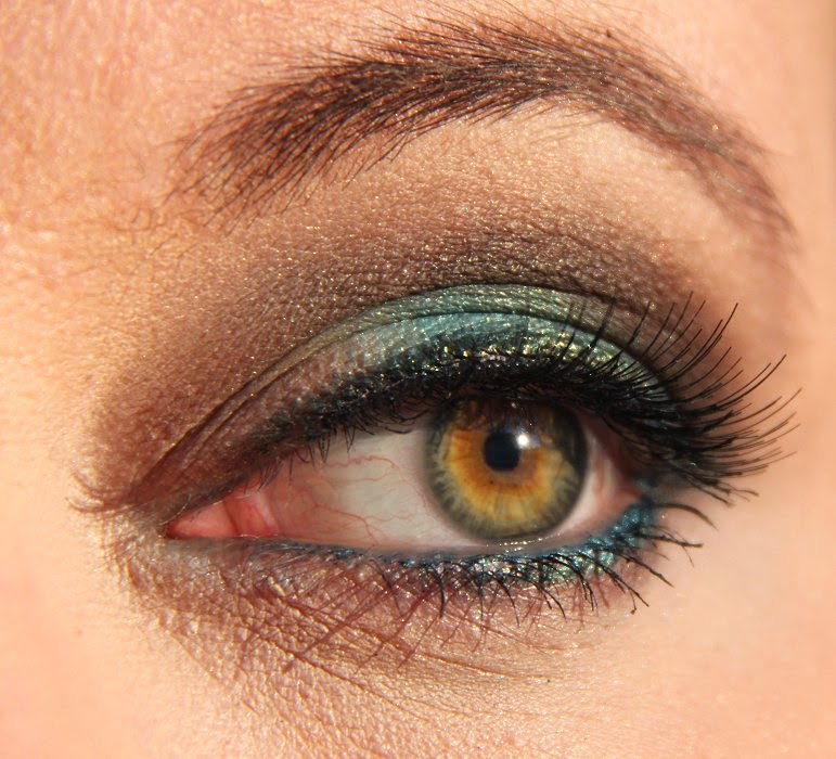 Hazel eye makeup ideas