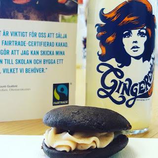 Whoopiesar till Fairtradechallange!