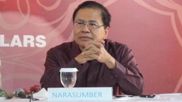 Rizal Ramli Singgung Krisis Ekonomi 98 terkait Anjloknya Rupiah, Bakal Lebih Parah?