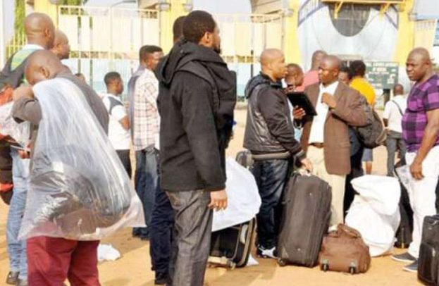 100 Illegal Ghanaian Immigrants Deported From USA