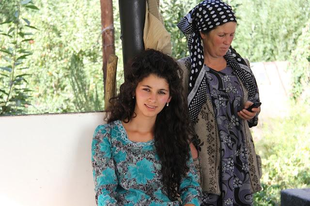 Tadjikistan, Pish, Sonya, Savsangul, Pamir, Haut-Badakhshan, © L. Gigout, 2012