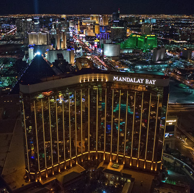 Photo of Mandalay Bay by Maverick Helicopters