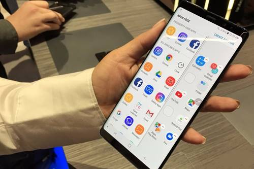 Galaxy Note 8, um monstro do hardware