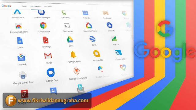 Kelebihan Akun Gmail dari Email yang Lain - Google Product platform gratis aman spam kapasitas besar inbox bisnis daftar produk online fasilitas search contact penyimpanan iklan layanan fitur