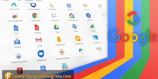Kelebihan Akun Gmail dari Email yang Lain - Google Product