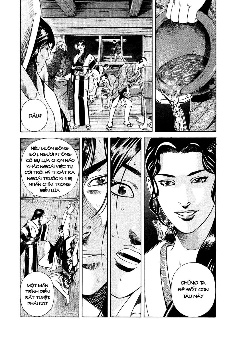 Yamikagishi chap 8 trang 6