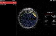 Tiangong-1 en vivo online: cómo seguir la caída a la Tierra de la estación espacial china