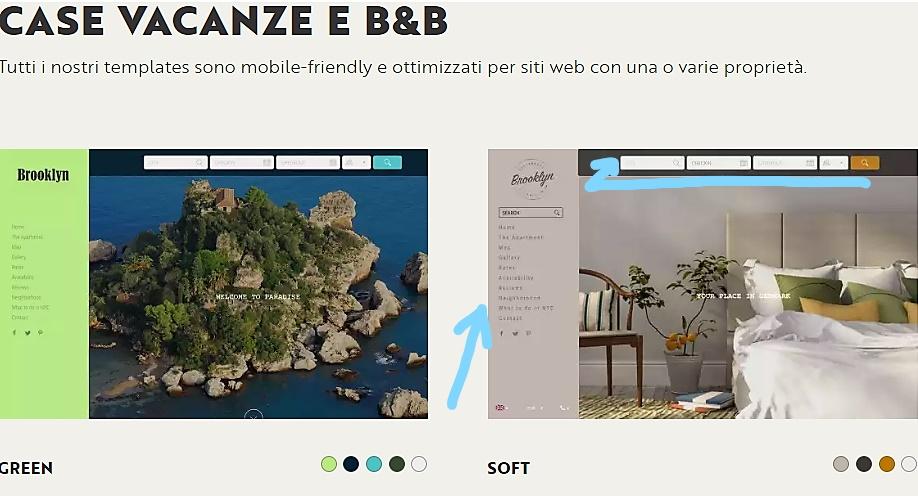 Creare un sito web per casa vacanze con lodgify moira tips for Sito per progettare casa