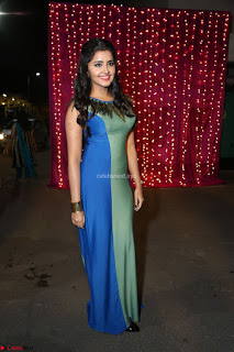 Anupama Parameswaran in lovely shaded gown ~  Exclusive 54.JPG