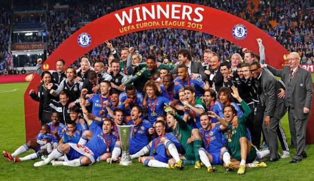 Europa League 2012/13: a Salvação do Chelsea