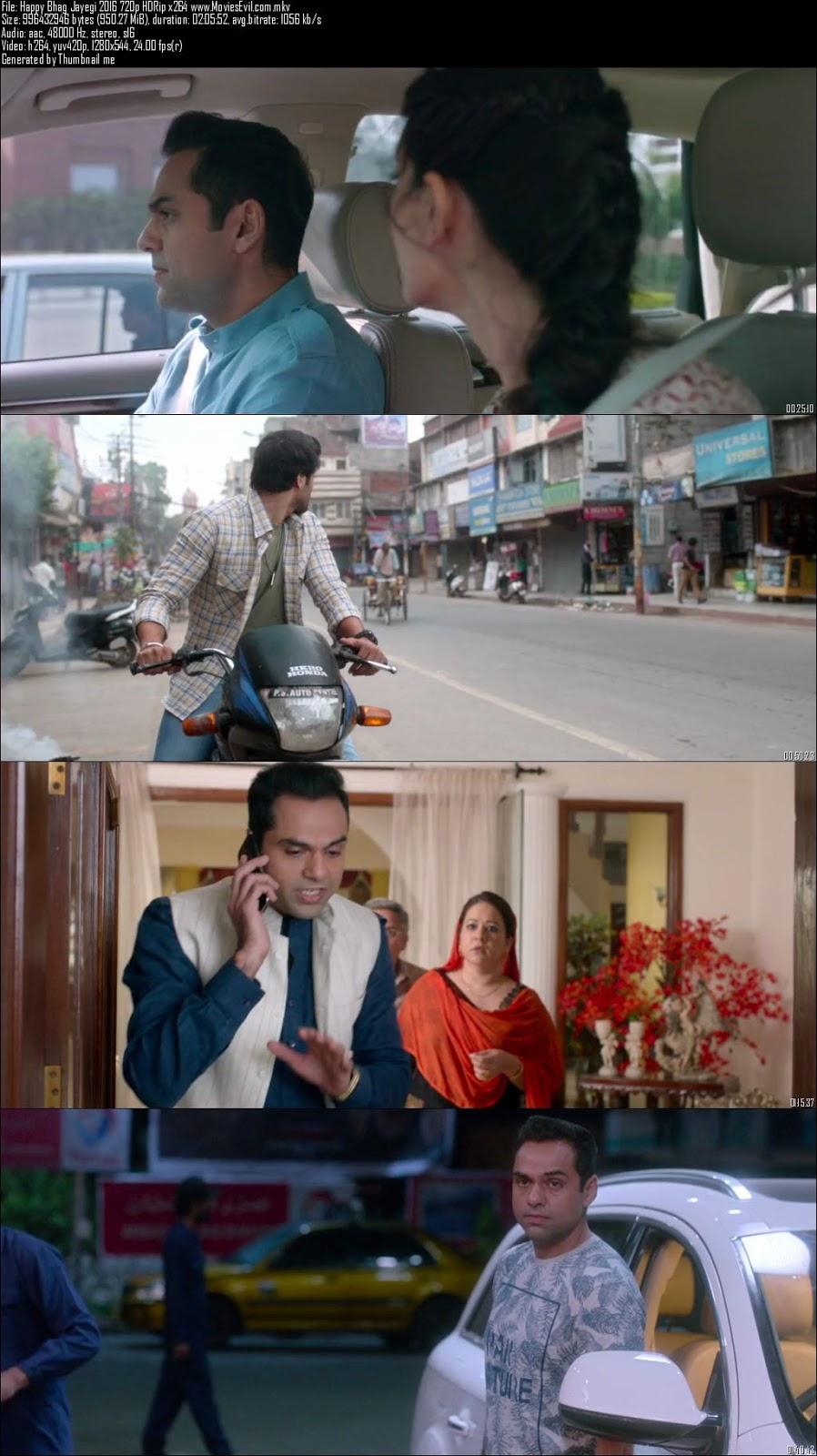Correspondence 2016 Full Movie Download: Happy Bhag Jayegi 2016 720p BluRay Hindi Full Movie Download