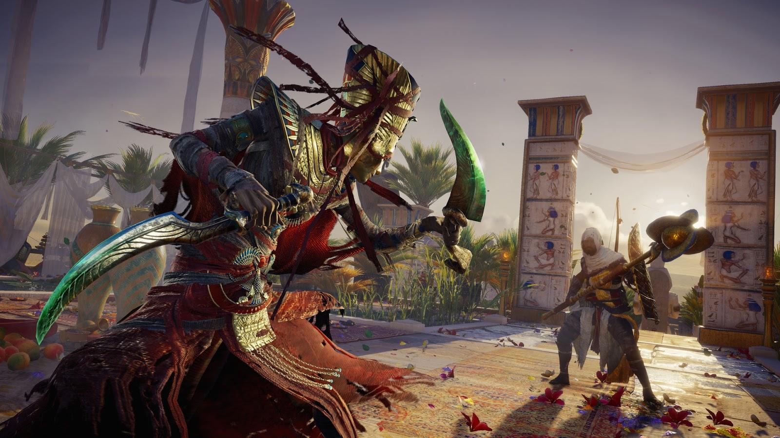 Assassin's Creed Origins The Curse Of The Pharaohs PC ESPAÑOL + Crackfix (CODEX) + REPACK 11 DVD5 (JPW) 2