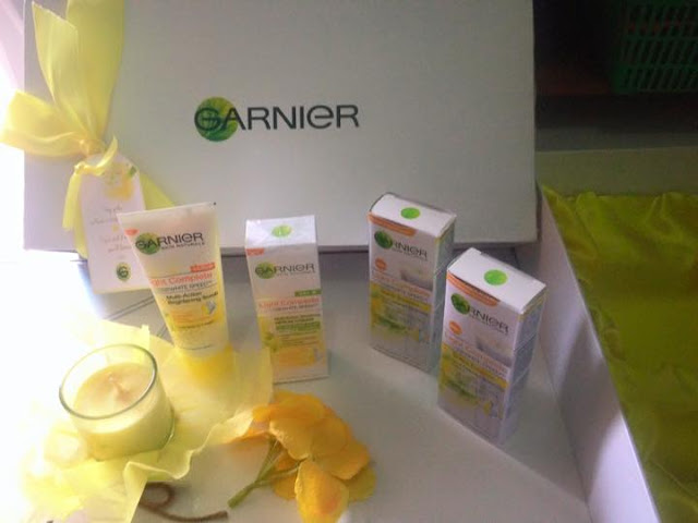 Garnier Light Complete White Speed Series