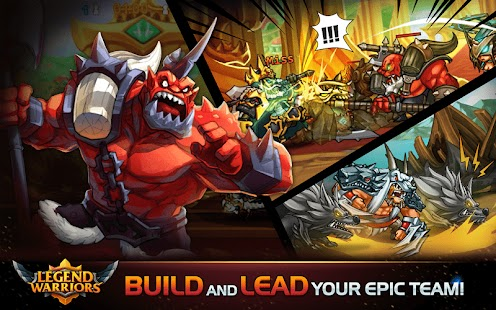 Legend Heroes: Epic Battle Apk Free on Android Game Download