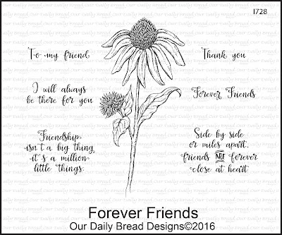 Our Daily Bread Designs Stamp Set: Forever Friends