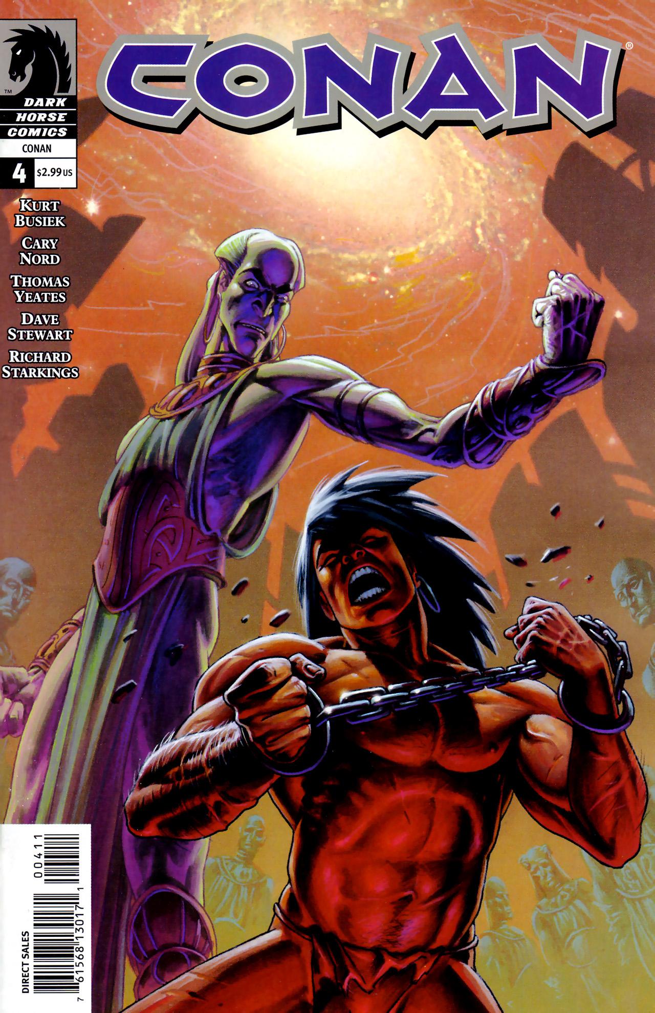 Conan (2003) 4 Page 1