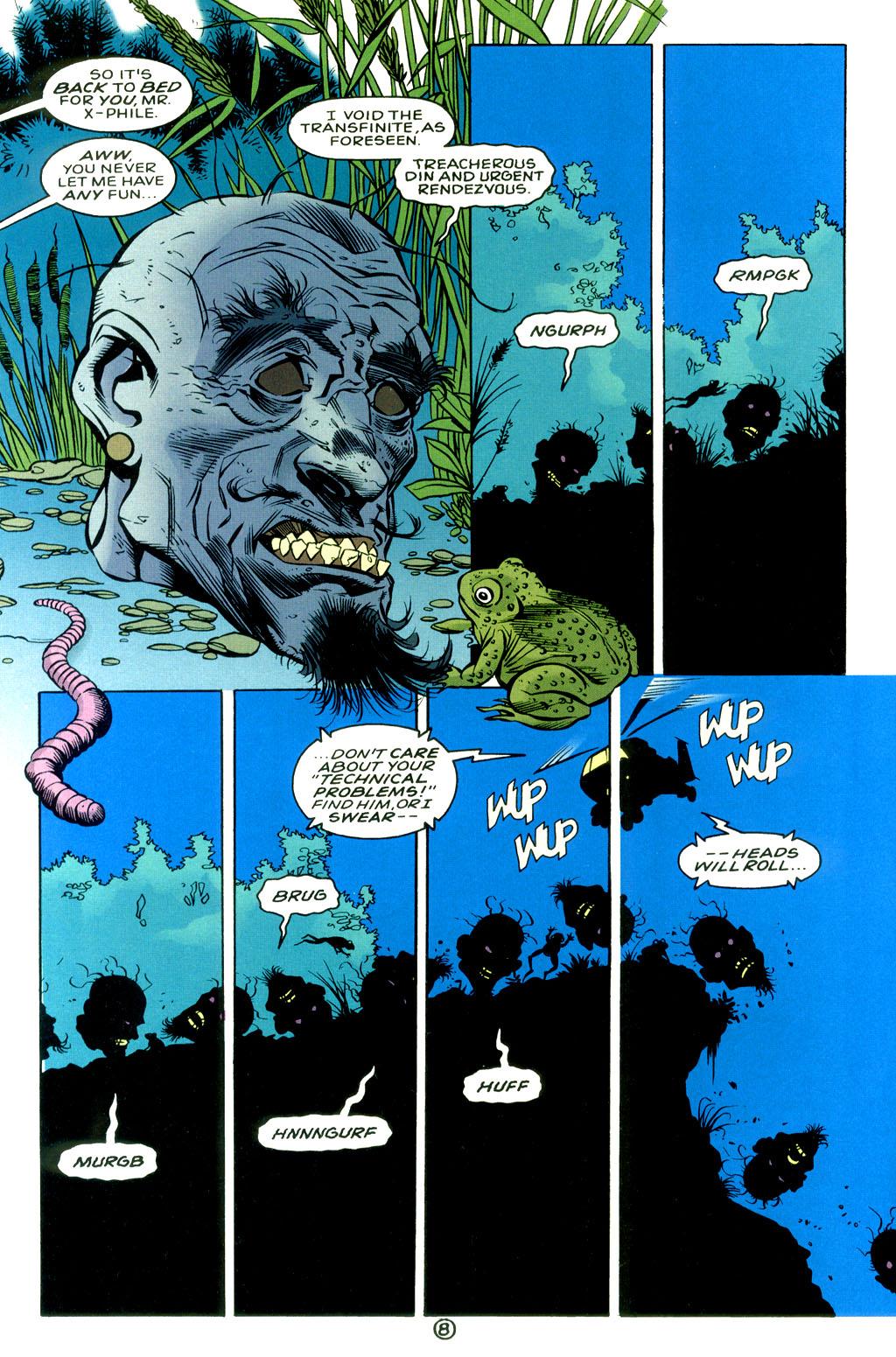 Read online Impulse Plus comic -  Issue # Full - 8