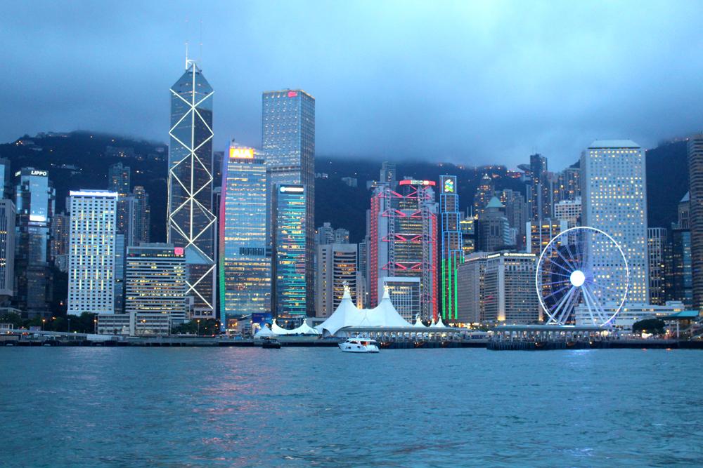Aqua restaurant, Hong Kong   lifestyle and travel blog