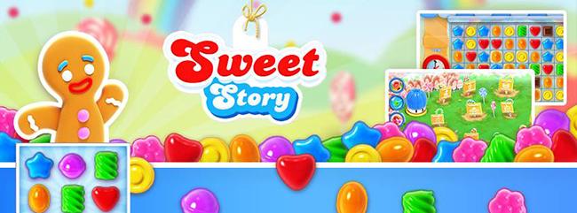 sweet story Facebook 2014 Sweet Story Level Altın Ve Bölüm Bitirme Hilesi