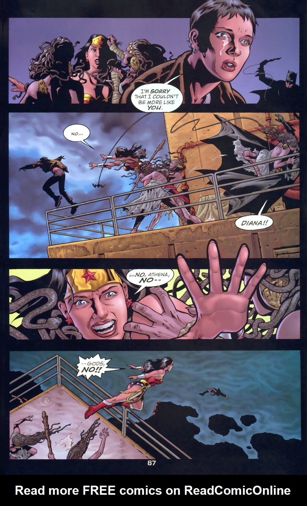 Read online Wonder Woman: The Hiketeia comic -  Issue # Full - 97
