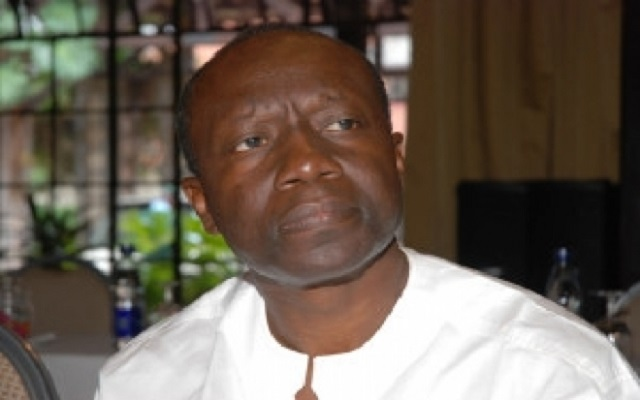 We're fixing messed economy - Ken Ofori-Atta