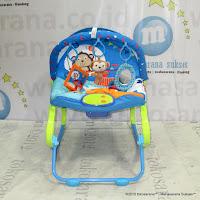 Sugar Baby RCK30003 Circus Carnival 10-in-1 Premium Rocker