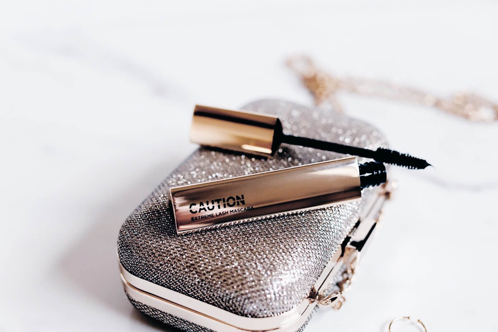 hourglass mascara caution avis test avant apres