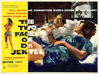 The Two Faces Of Dr. Jekyll poster