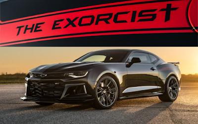 Camaro ZL1 - The Exorcist